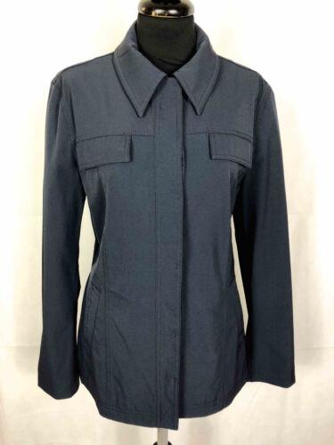 Jacket Donna Byblos Giacca Blu Giubbotto Woman 44 Sz Blazer Elegance m 7qYwxaT