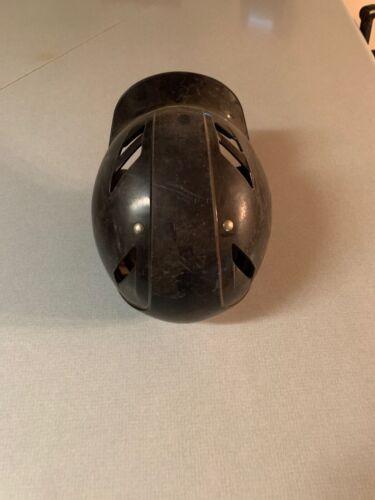 Details about  /Riddell Vayder XS 6 3//8 To L 7 1//4 Batting Helmet Pre-owned Black