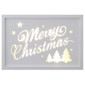 Feliz-Navidad-Light-Up-LED-Blanco-Caja-De-Madera