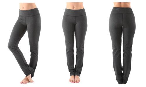 Bootcut Active Workout Yoga Leggings