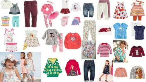 8 kg Mädchen Bekleidungspaket //Größe wählbar 50 bis 170// 1-Kategorie// England