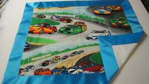 SincèRe Course Cars Lovey-cars Racing Around Track-gr8 Pour Children-satin Fixation