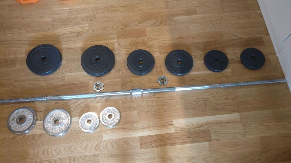 Vægte, 50 KG vægte, Andet
