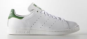 adidas originals männer stan smith schuhe, weiße / fairway m20324 ein ebay