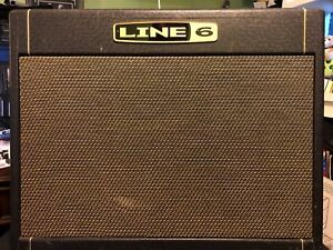 line 6 bogner dt25 112 1x12 25w tube guitar combo amp ebay. Black Bedroom Furniture Sets. Home Design Ideas