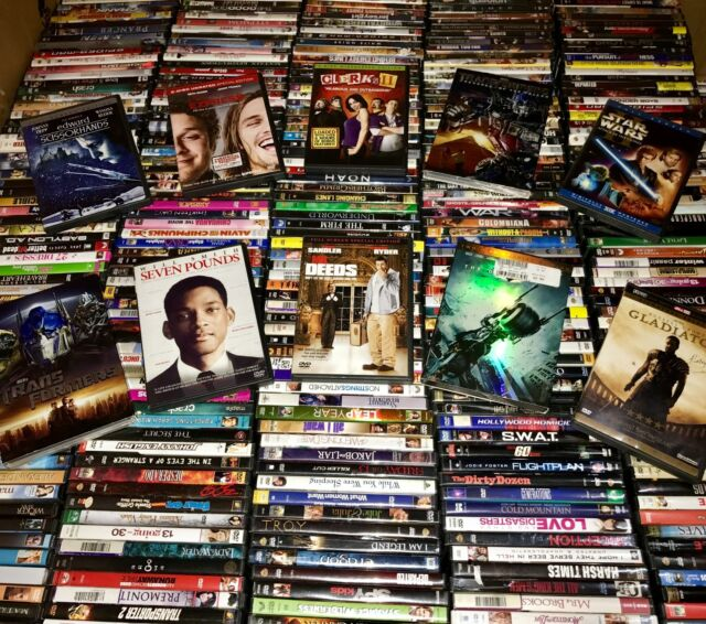 Used Dvds For Sale >> 150 Dvd Movies Assorted Wholesale Lot Bulk Used Dvds 150 All Movies 2k Msrp