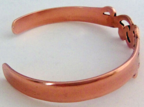 Copper Bracelet par Wheeler USA Detox Arthrite Healing Folklore sciatique CB 120