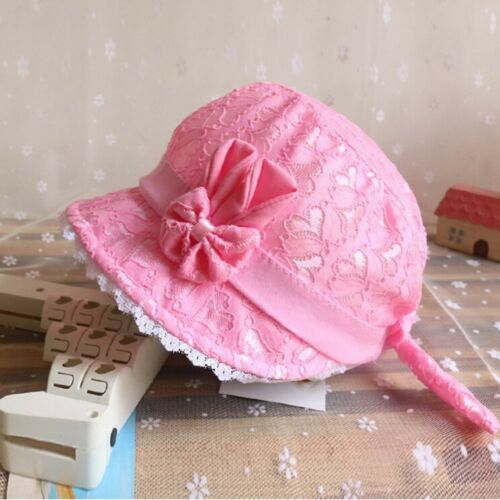 Toddler Baby Girls Kids Girls Summer Cartoon Hat Infant Peach Heart Printing Cap