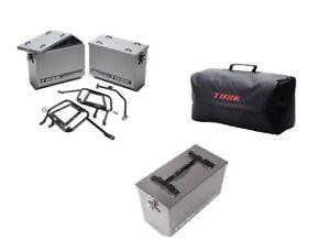 Bmw R1200gs Amp Adventure Tusk Pannier Rack Box Liner Handle