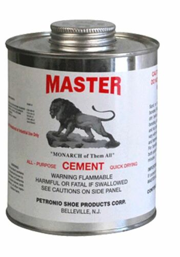 Master Quick Drying All-Purpose Cement Shoe repair