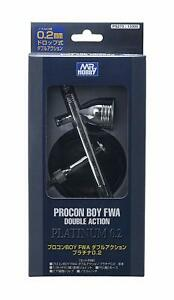 GSI-Creos-Procon-BOY-PS-270-WA-Platinum-0-2-mm-Air-Brush