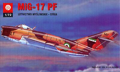 Plastyk S-024 Mig-17 Pf Syria