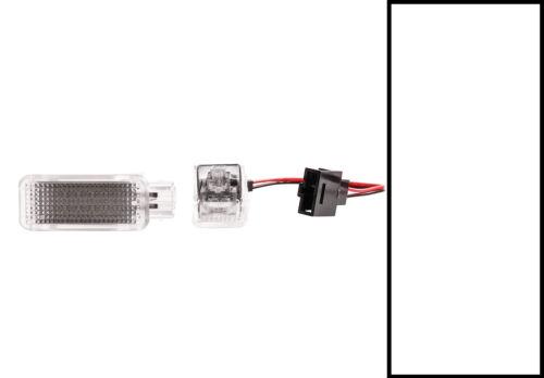 1x 18 SMD Led Module Boot Lighting VW Polo 6r 6c White