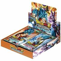 Dragon Ball Super Tcg Booster Box (pre-order)