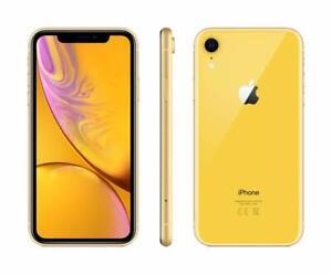 Apple IPHONE XR 64GB - Giallo - Telefono Smartphone - Merce Nuova Incl. Iva