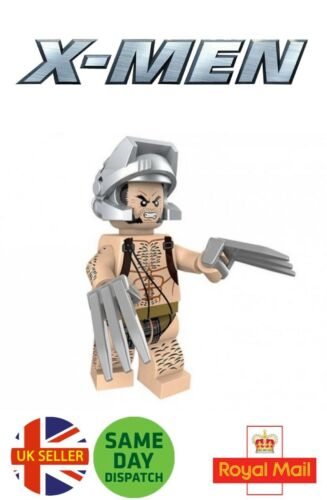 Wolverine Mini Figure Weapon X X Men Avengers Marvel X-Men Mutant UK Seller