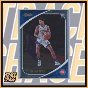 2020-21 Panini Absolute Memorabilia Basketball Killian Hayes Rookie Card RC #29