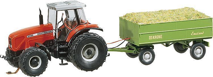 bajo precio del 40% Faller 161536 Tractor Mf (Wiking)  Nuevo en Emb. Orig. Orig. Orig.  auténtico