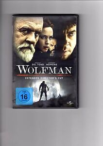 Wolfman (2010) DVD #16601