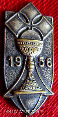 Nieuwe Mode Rg416 - Insigne Religieux Bretagne 1956