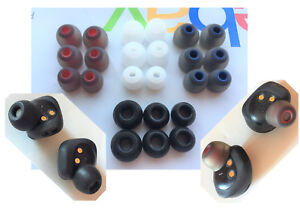 HIGH-QUALITY-6PCS-Jabra-Elite-Sport-Headphones-Ear-Tips-Ear-Buds-Memory-Foam