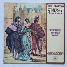 GOUNOD Faust Version de concert ALARIE SIMONEAU REHFUSS GIANFRANCO RIVOLI  2735
