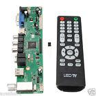 Universal LCD Controller Board Resolution TV Motherboard VGA/HDMI/AV/TV/USB HDMI