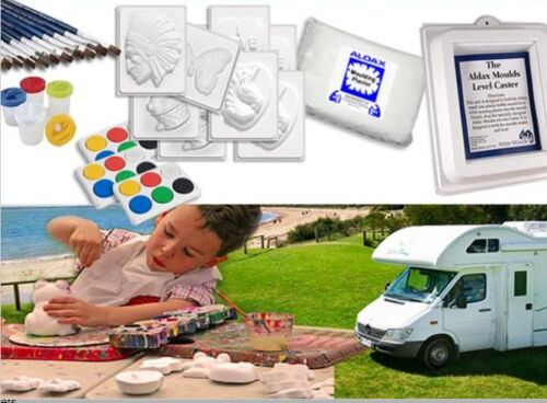 ADVANCED KIT B Plaster Painting Starter Kit