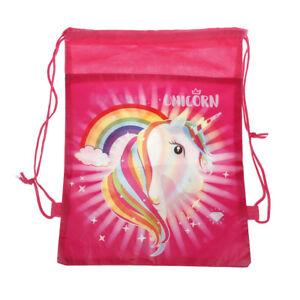 Mochilas-con-cordon-unicornio-Bolsas-de-almacenamiento-de-unicornio-Regalos-SP