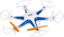 ToyLab Drone Shuriken RC Radiocomandato 2.4GHz 4Ch 6Axys TOYLAB