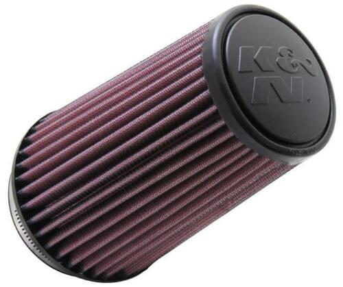 K/&N Filter Universal Rubber Filter 3 1//2 inch Flange 4 5//8 inch Base 3 1//2 inch