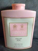 Yardley London english Rose Perfumed Talc 7 Oz Bottle -