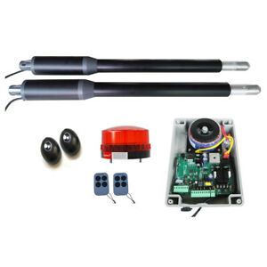 Details about Linear Actuator 24V 200KG-300kg Engine Motor System Automatic  Swing Gate Opener
