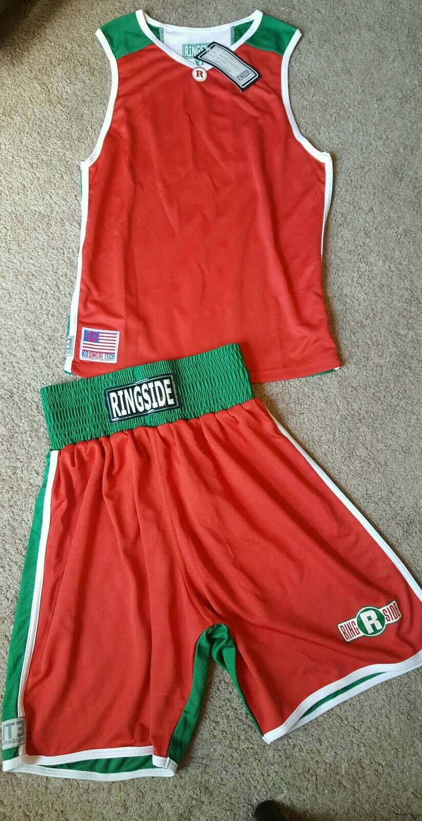 Ringside Youth Elite Outfit by Ringside, Youth Large