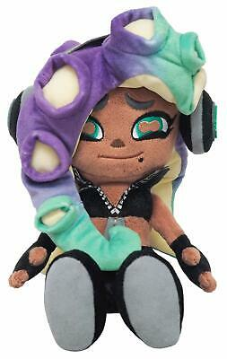 Sanei Boeki Splatoon 2 Stuffed Toy Hime size S Plush Doll 24cm 2019 490533020099