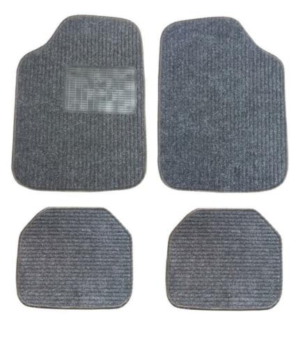 Grau Komplettset Sitzbezüge Schonbezüge CITROEN C3 C4 C5 Berlingo Automatten