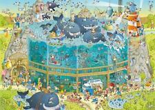 HEYE FUNKY ZOO PUZZLE OCEAN HABITAT MARINO DEGANO 1000 PCS #29777
