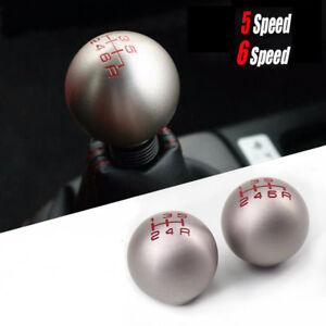 5-6-Speed-Aluminum-Car-Manual-Gear-Stick-Shift-Knob-Shifter-Fit-Honda-Civic