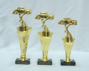 HOT ROD TROPHIES JALOPY CAR CAR SHOW AUTO SHOW TROPHY PARTS TOPS - Cheap car show trophies