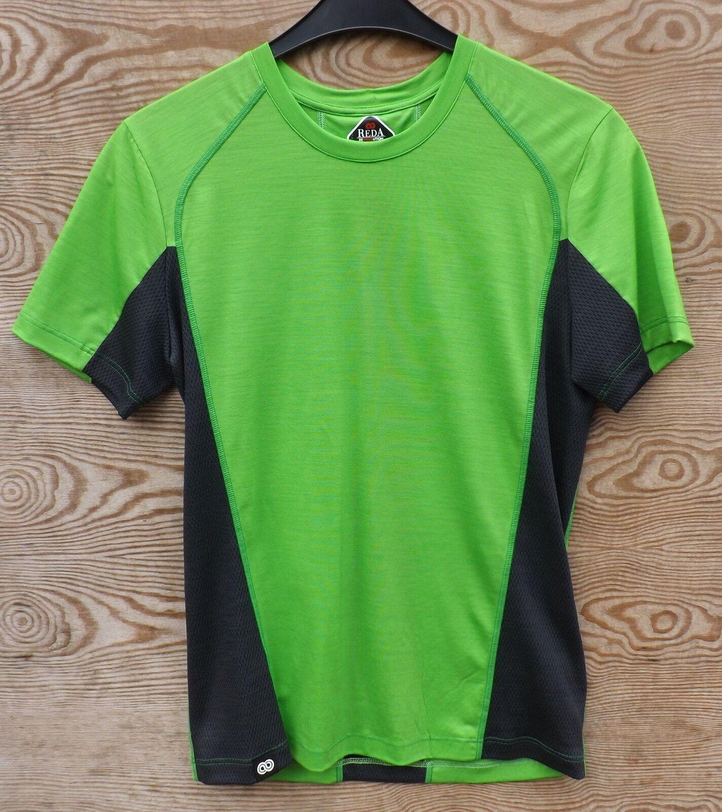 ROTA Rewoolution - Active - Rewoolution  Herren T-Shirt Short Sleeve 140, Gr. XXXL, Merinowolle b1ebd5