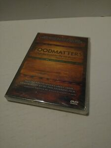 Food-Matters-DVD-2009-FACTORY-SEALED-Free-Ship-Health-Foodmatters-tv