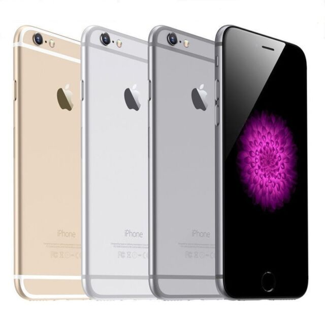 Apple iPhone 6 64 GB / 16 GB |  Space, Gold, Silber | iPhone 6 - 16GB / 6 - 64GB