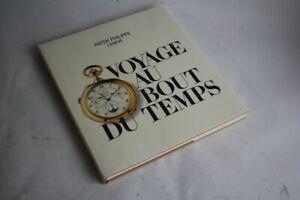 Livre-PATEK-PHILIPPE-Voyage-au-bout-du-temps-1989-Horlogerie-51037