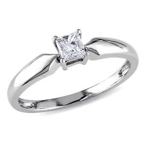 Amour-1-4-CT-TW-Diamond-Solitaire-Engagement-Ring-in-10k-White-Gold