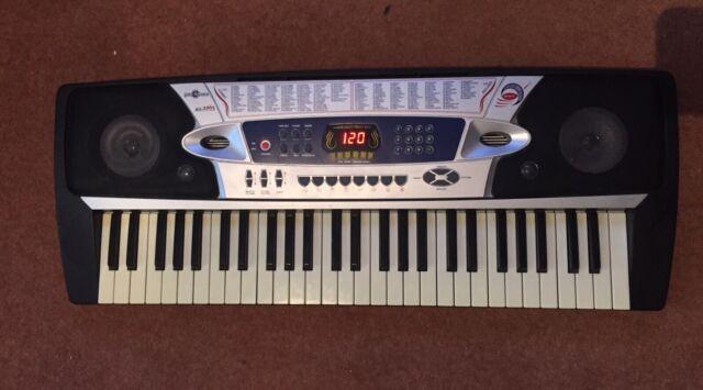 Portable Keyboard Mk 2000 54 Keys By Gear4music For Sale Ebay