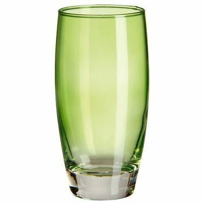 VEGA Glassware Series Amantea (Long Drink Glass 0.37l,14cm Green)