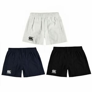 Canterbury-Pro-Rugby-Shorts-Junior-Boys-Sports-Fan-Bottoms