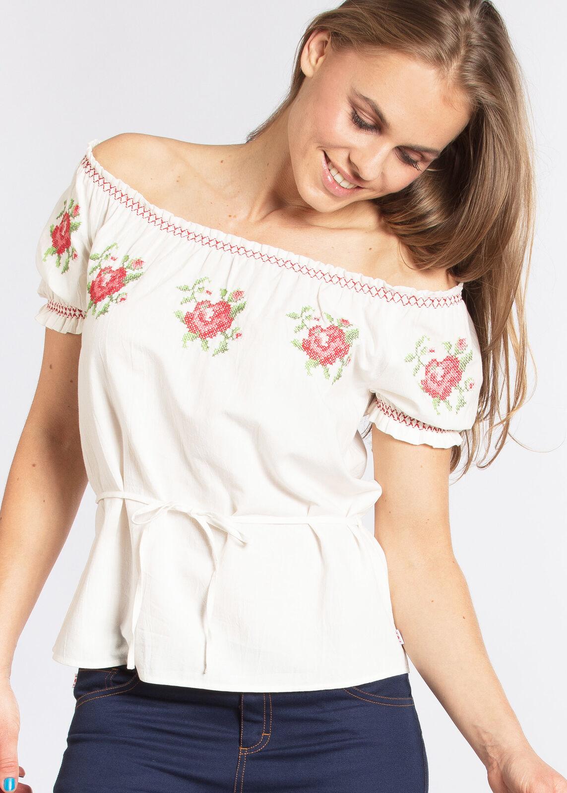 Blautsgeschwister Damen Blause Pennys blouse  001181-344-002 Neu 2018