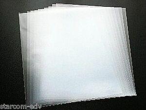 10-Klemmschienen-Huellen-transparent-DIN-A4-Klarsicht-Folie-Umschlag