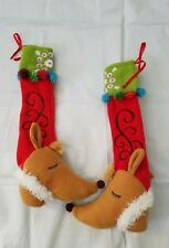 0141f66a9 item 1 Set of 2 Reindeer Feet Christmas Chair or Table Leg Covers - Pier 1  Imports -Set of 2 Reindeer Feet Christmas Chair or Table Leg Covers - Pier  1 ...